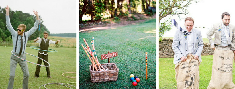 Best Of Lawn Games Bridal And Wedding Expo Blog